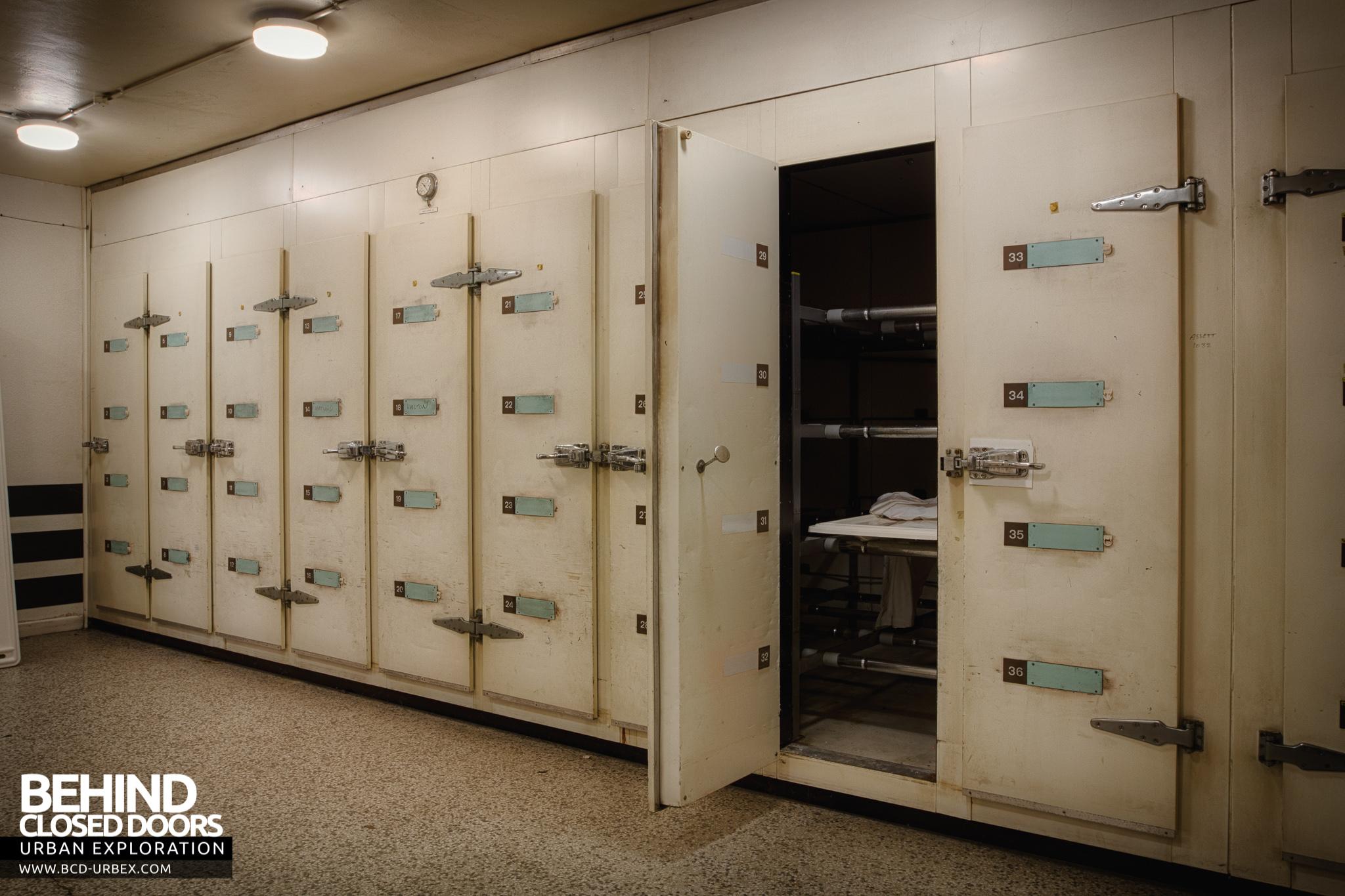 Hospital Mortuary Room