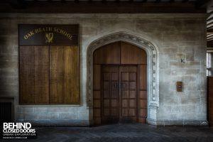 Carmel College - Main Entrance