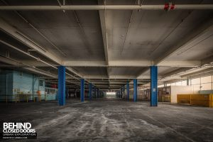 British Celanese, Spondon - Warehouse space