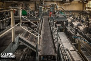 British Celanese, Spondon - Machinery