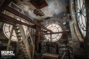 High Royds Asylum - Tower time