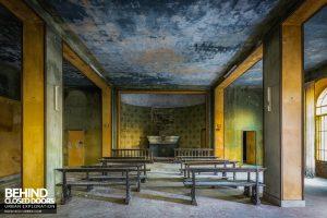 Mono Orphanage, Italy - Chapel