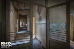 Mono Orphanage, Italy - Doorway