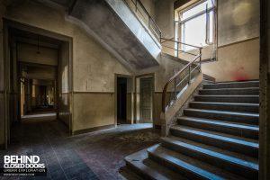 Mono Orphanage, Italy - Staircase