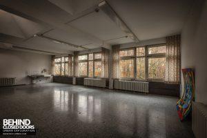 Psychiatrie V Germany - Empty room