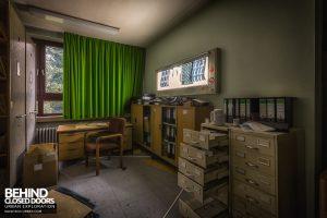Psychiatrie V Germany - Files and x-rays