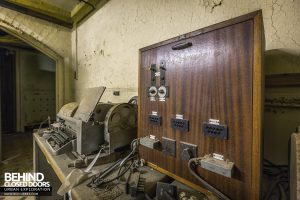 Brogyntyn Hall - Old machines