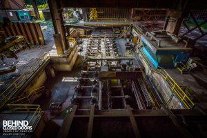 CSGD Steel Works, Belgium - Rollers