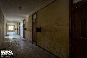 Monastero MG, Italy - Living quarters