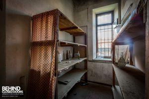 Monastero MG, Italy - Shelves