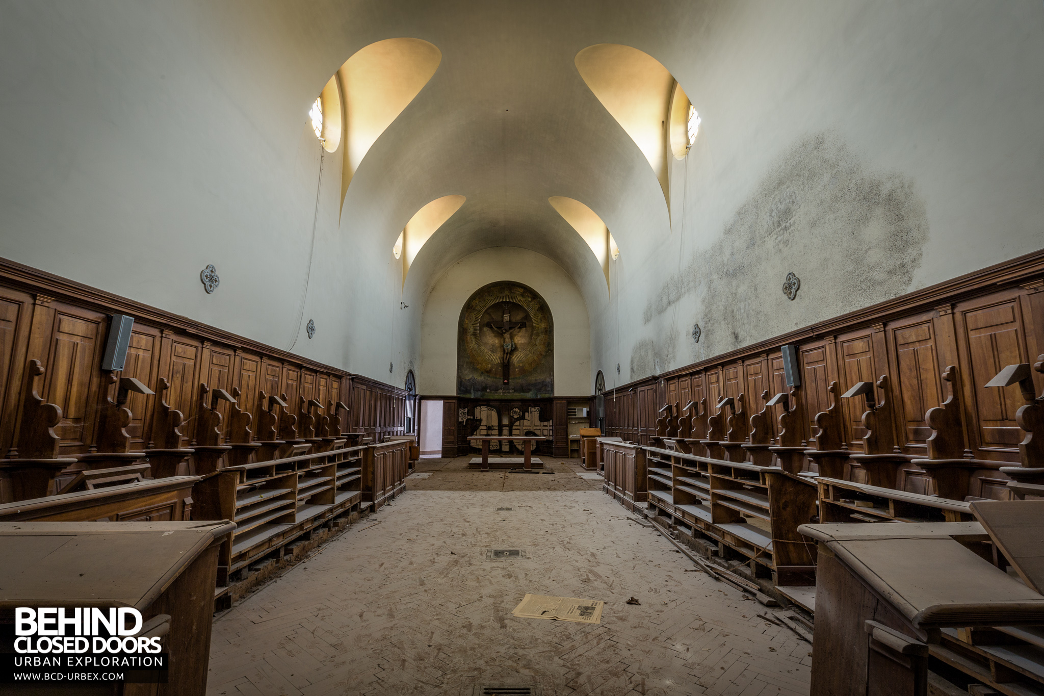 Monastero Mg Abandoned Monastery Italy 187 Urbex Behind