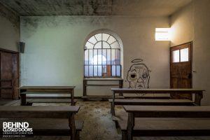 Monastero MG, Italy - Another side chapel