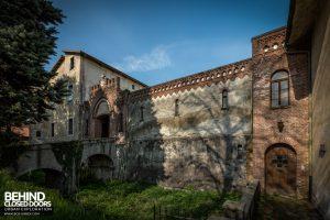 Monastero MG, Italy - External