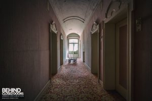 Paragon Hotel, Italy - Corridor