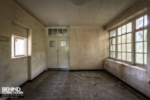 RAF West Raynham - Treatment room