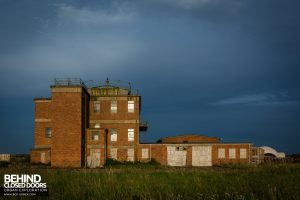 RAF West Raynham - Control Tower