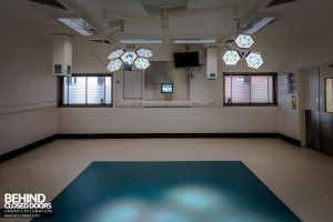 Alder Hey - Empty operating room