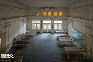Haus Der Anatomie - Physio room