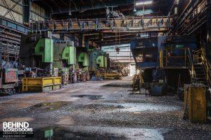 Thamesteel Sheerness - Rolling Mill