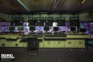 Thamesteel Sheerness - Control room