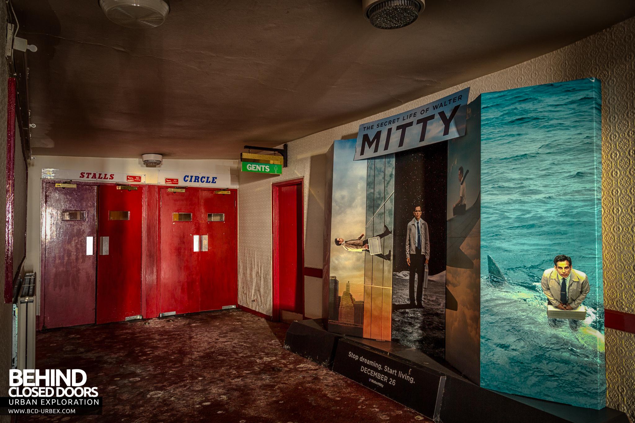Futurist Theatre Scarborough Uk 187 Urbex Behind Closed