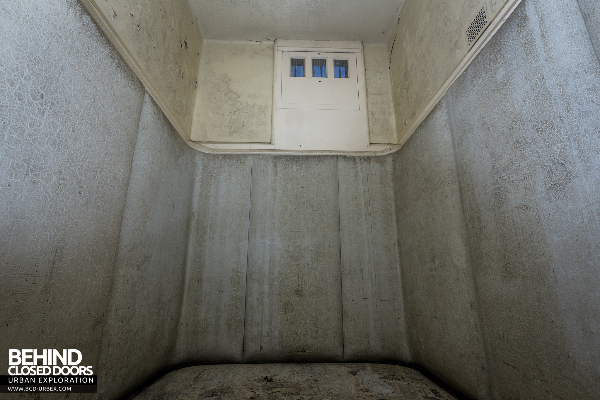 Padded Cell Royal Hospital Haslar G Block Gosport Uk