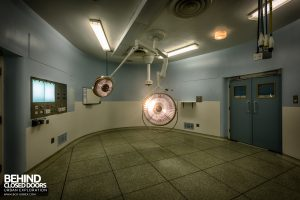 Queen Elizabeth II Hospital - Operating Theatre