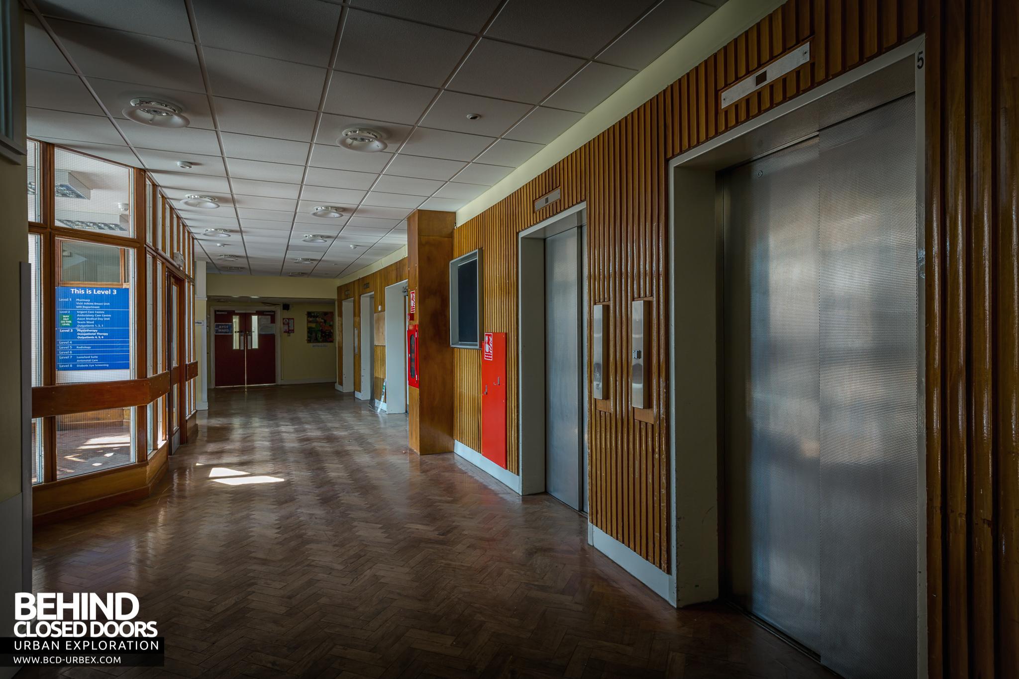 Queen Elizabeth Ii Hospital Welwyn Garden City Uk