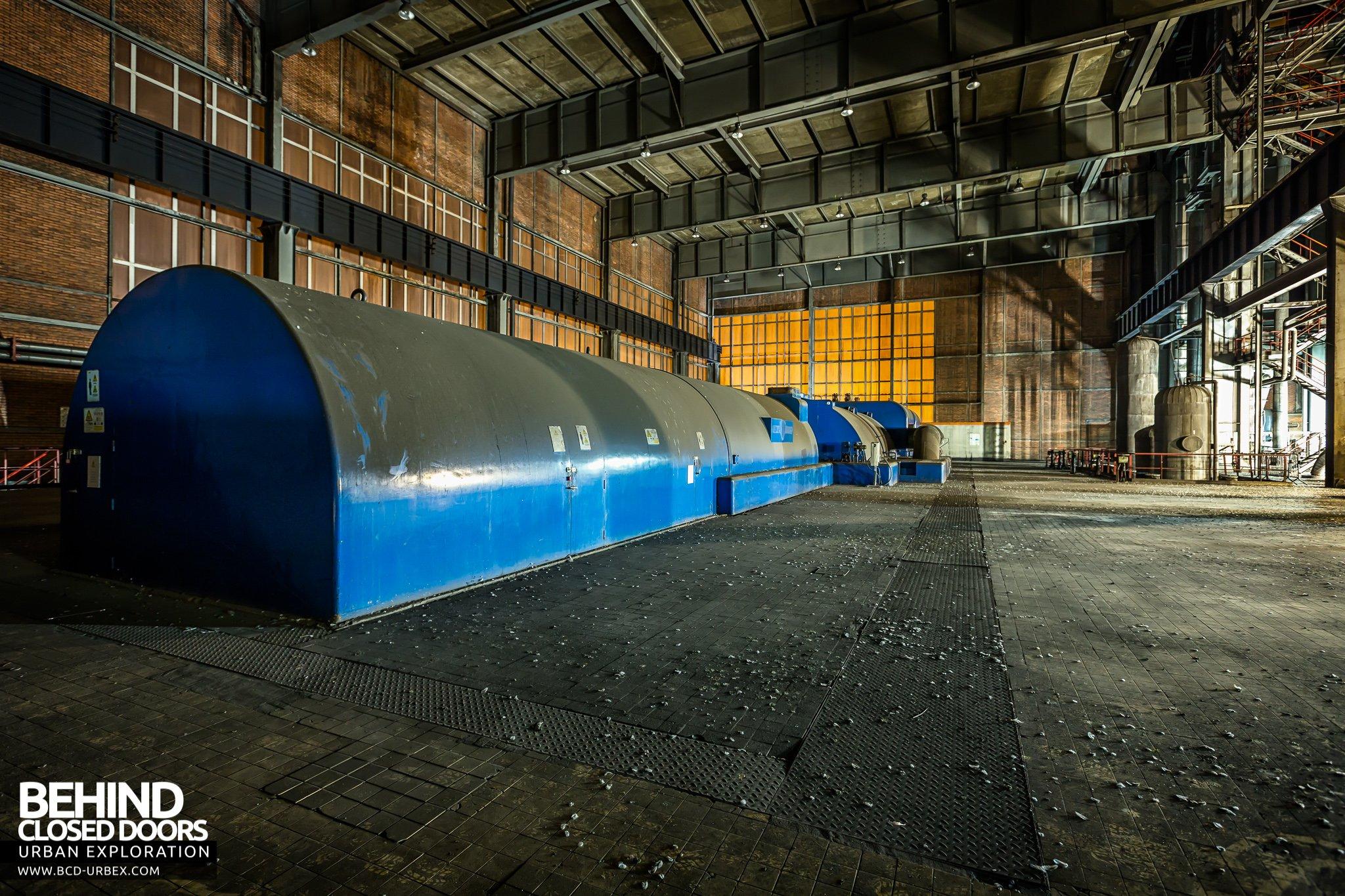 Centrale De Schneider Power Plant France 187 Urbex Behind