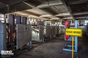 HF4 Blower House, Belgium - Switchgear