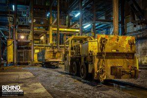 Kellingley Colliery - Locomotive