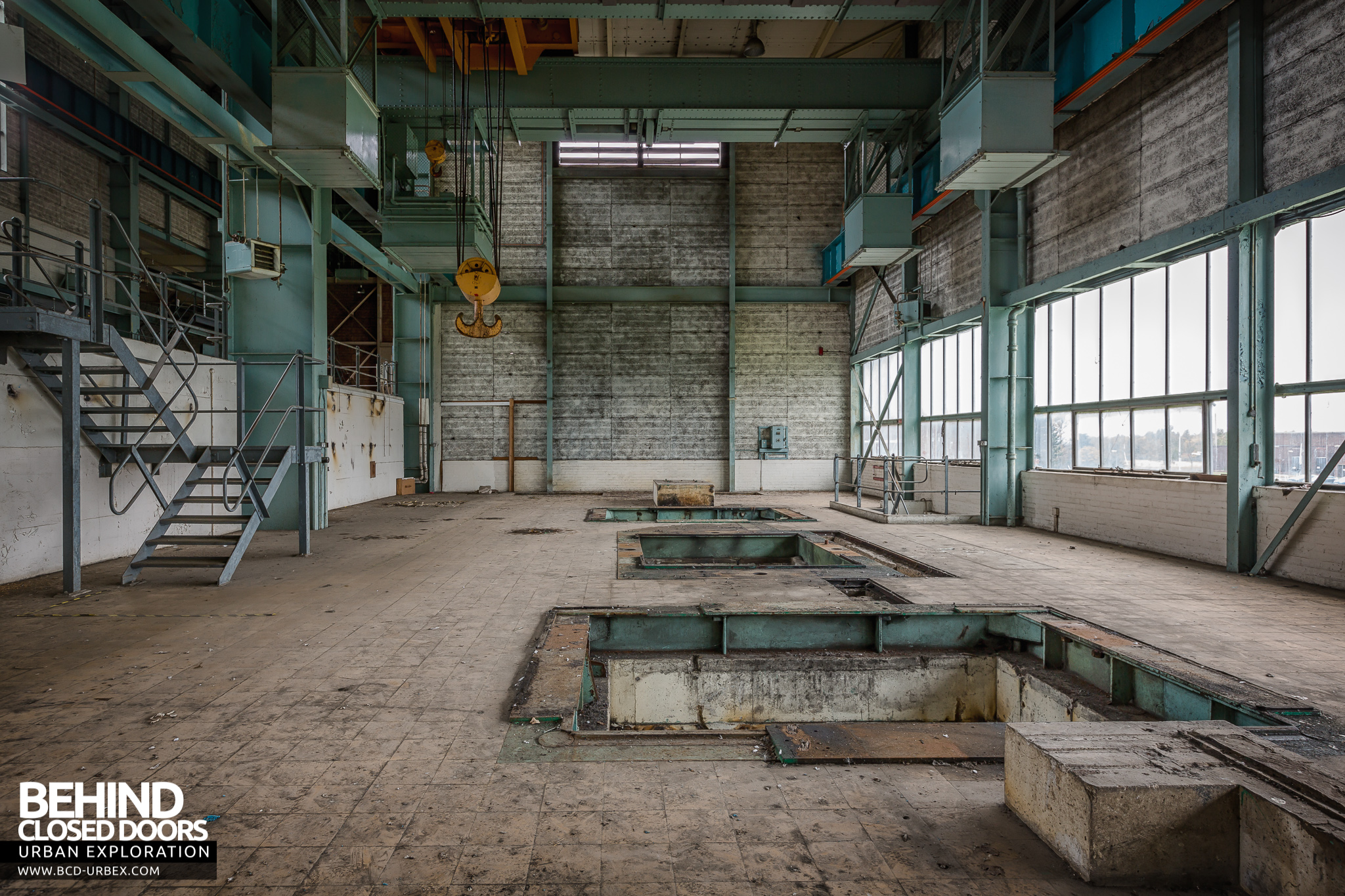 Rae Bedford Wind Tunnel Site Thurleigh Uk 187 Urbex