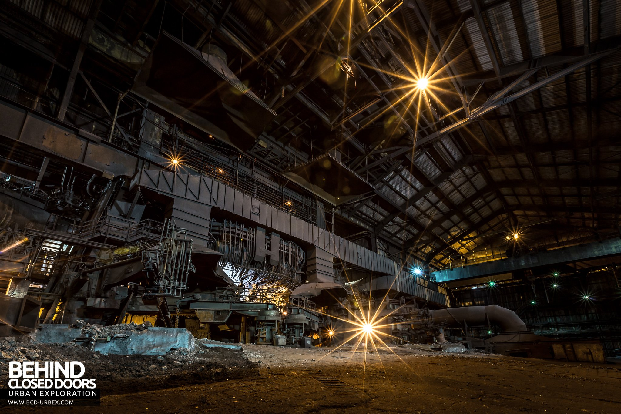 Blast Furnace Construction : Redcar blast furnace middlesbrough uk urbex behind
