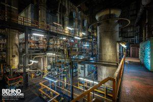 Redcar Power Station - Boiler House