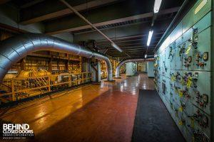 Redcar Power Station - Switchbank