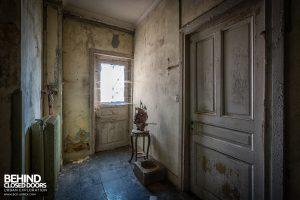 Manoir DP, Belgium - Hallway