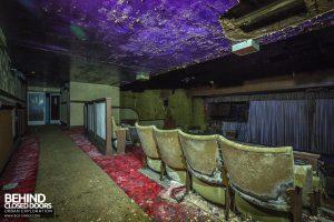 Danilo Cinema - Back of the auditorium