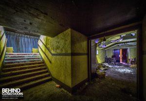Danilo Cinema, Hinckley - Auditorium entrance