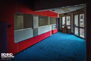 Danilo Cinema, Hinckley - Entrance foyer