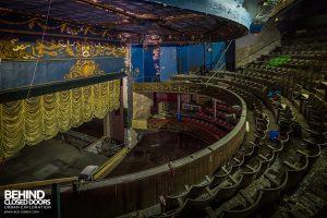 Theatre Royal, Hyde - Stalls level