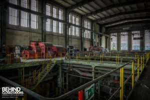 Central Thermique, Luxembourg - Turbine Hall