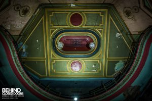 Grand Theatre - Looking up