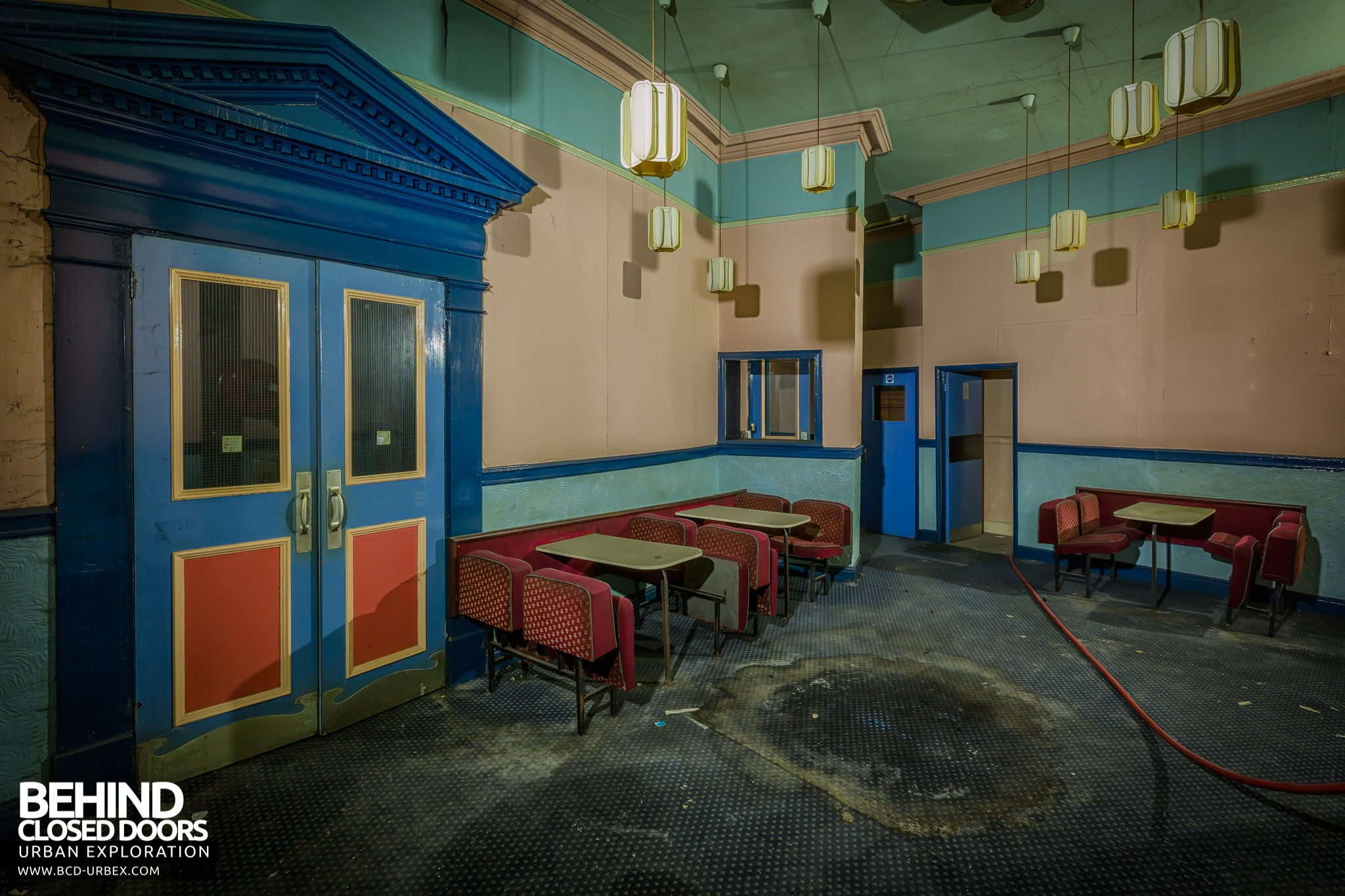 Grand Theatre Doncaster 187 Urbex Behind Closed Doors