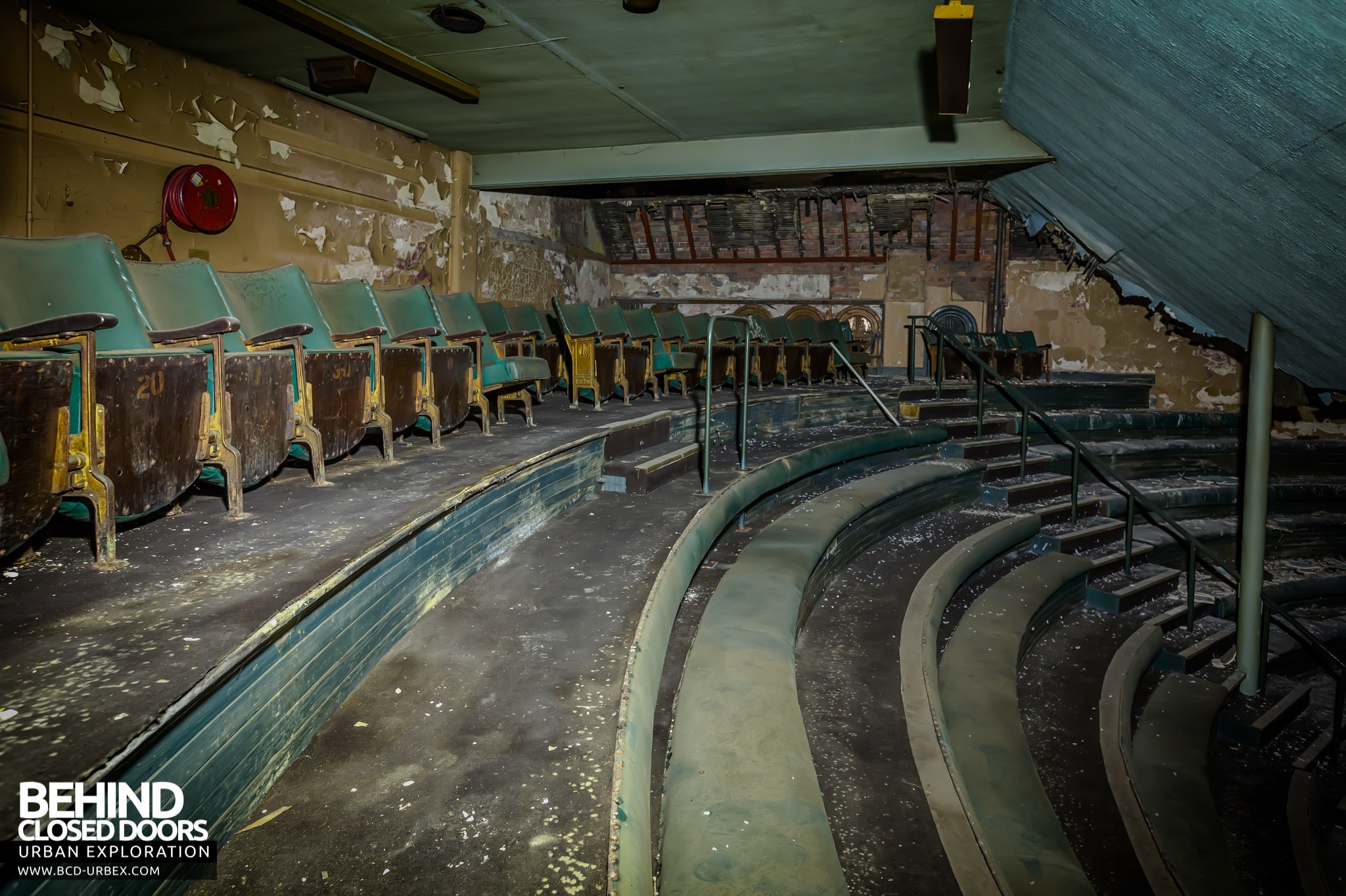 Wondrous Grand Theatre Doncaster Urbex Behind Closed Doors Urban Gmtry Best Dining Table And Chair Ideas Images Gmtryco