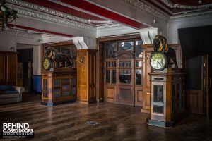 Coal Exchange, Cardiff - Entrance hall
