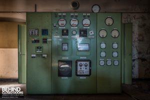 Winnington Works - Ancillary board