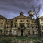 St John's Asylum - Doctors Accommodation External