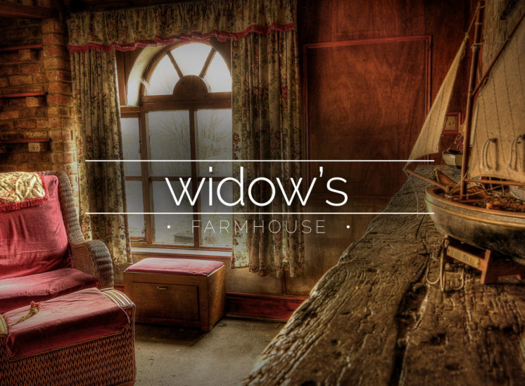 Widow's Farmhouse, Lincolnshire