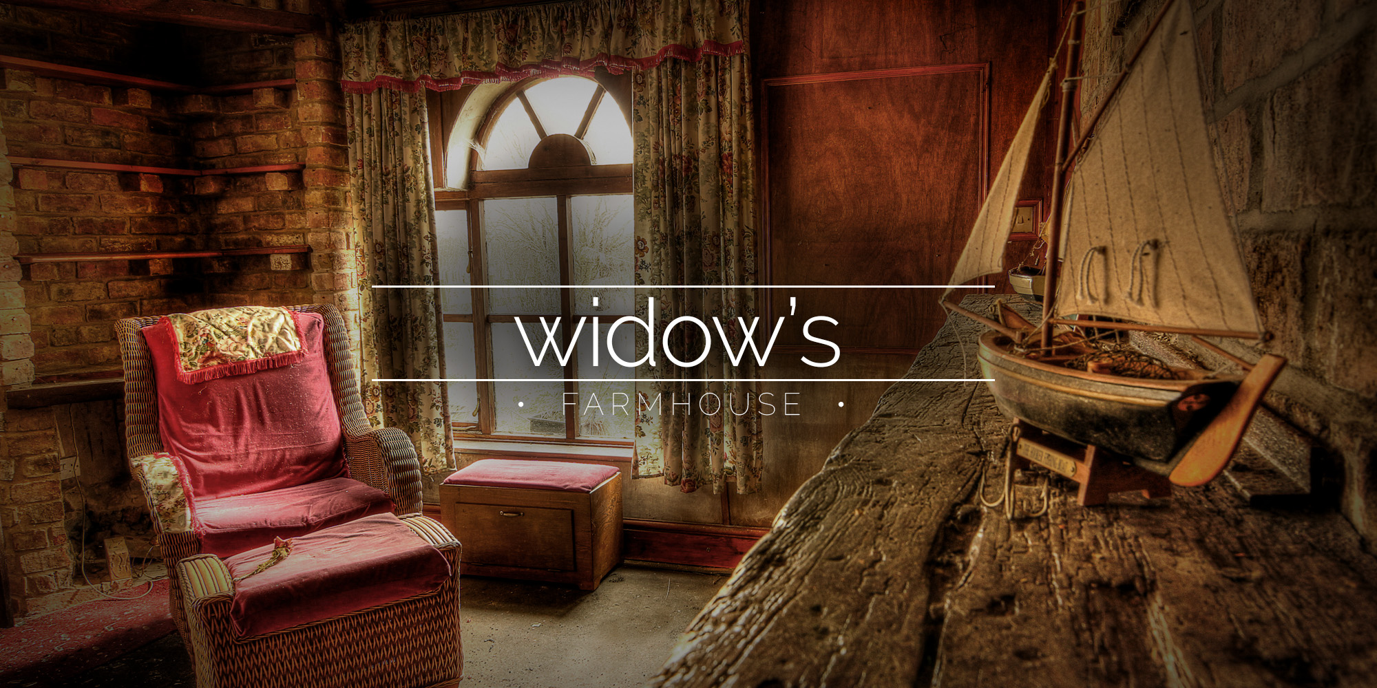 Widow's Farmhouse, Lincolnshire