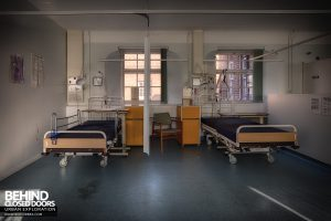 Royal Haslar Hospital - Ward Beds